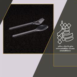 قاشق و چنگال غذاخوری کد 1001